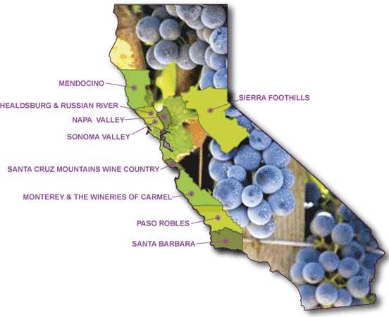 A brief history of California wine