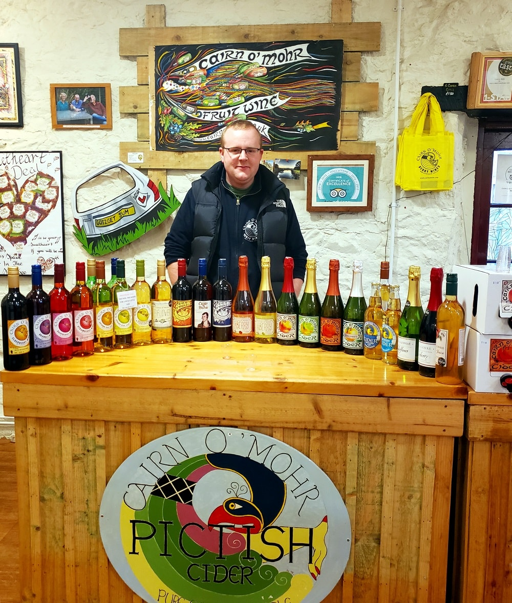 Fruit wines – a chance encounter